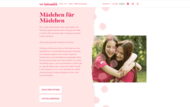 wissenswert - website intombi.de